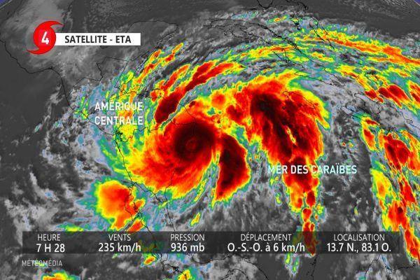 Ouragan ETA