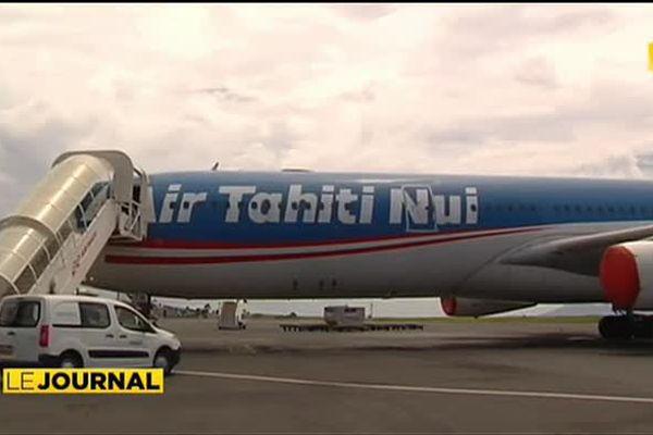 Air Tahiti Nui : Les bénéfices s'envolent !