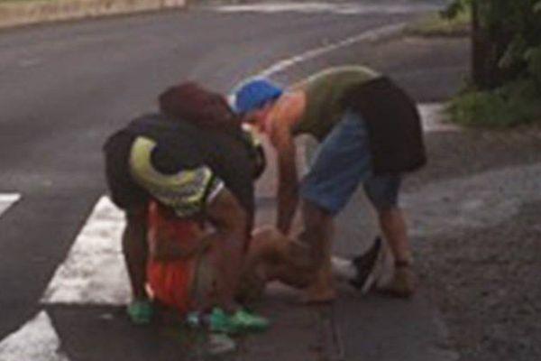 Deux jeunes agressent violemment un papy pour 3500 cfp
