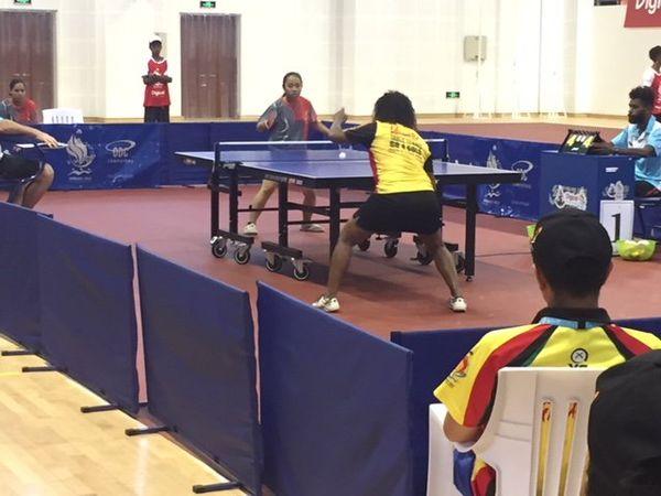 Mini Jeux tennis de table