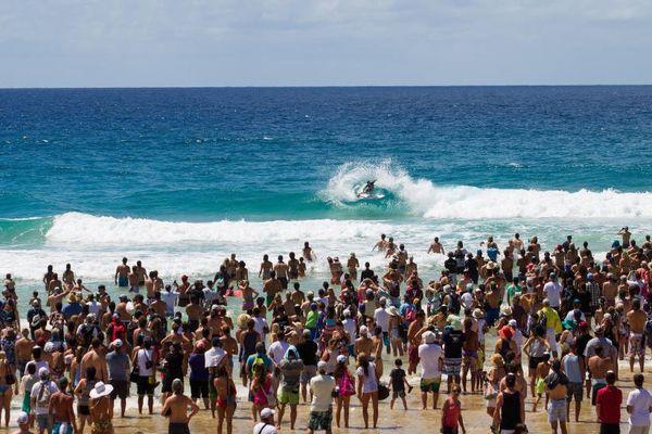 Surf Quiksilver pro gold coast 2014