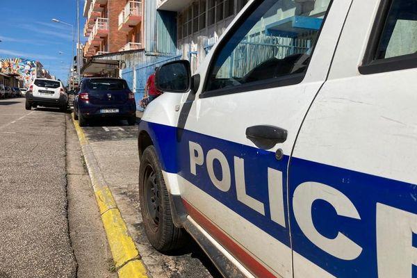 L'hôtel de police de Cayenne