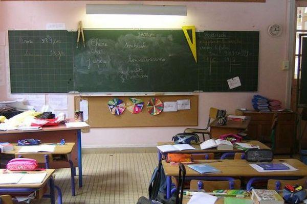 Ecole vide