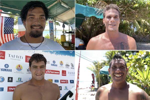 Rangiroa Pro : 4 Tahitiens en quarts de finale !