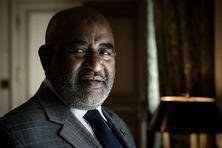 Le président comorien Azali Assoumani en juillet dernier.