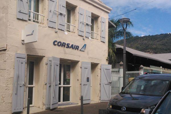 Agence corsair ville saint-denis