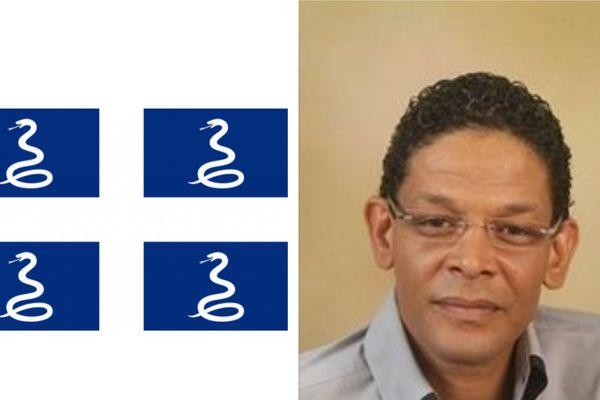Emblème Martinique et Nilor