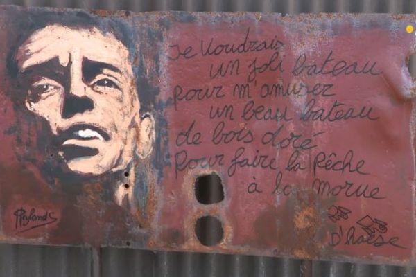 Voilier Jacques Brel