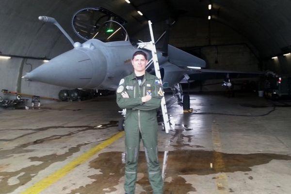 Babouk, pilote de Rafale