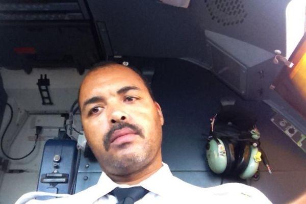 Franck René délégué syndical SNPNAC à Air Caraïbes