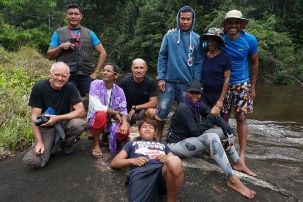 Les aventuriers des monts Tumuc Humac