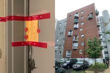 L'immeuble de la Cité des poètes à Pierrefitte-sur-Seine où a été découvert le corps de l'octogénaire d'origine réunionnaise le 6 septembre 2021.