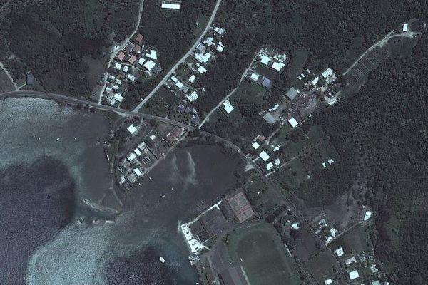 Accident à Huahine