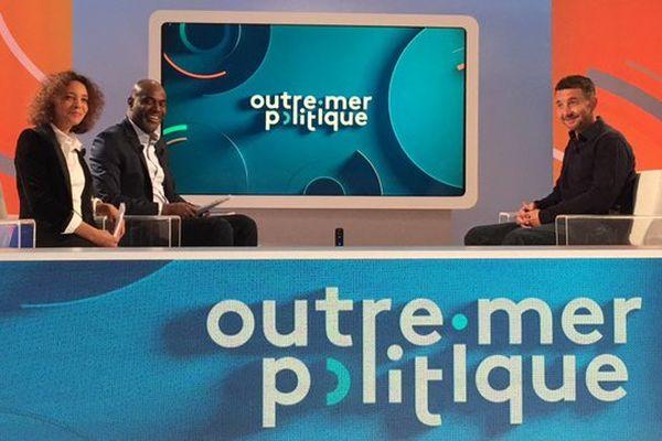 Outre-mer politique Olivier Besancenot