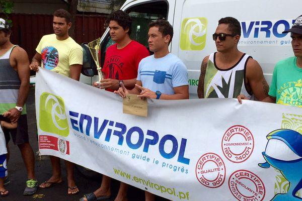 Shell Va'a coupe de l'environnement