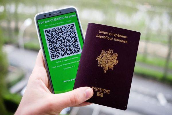 Pass sanitaire et passeport vaccinal
