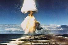 Essais nucléaires en Polynésie