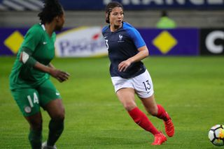 Football : Valérie Gauvin