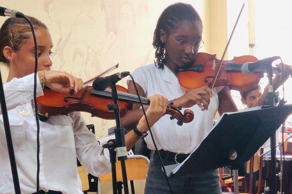 Orchestre du lycée Carnot