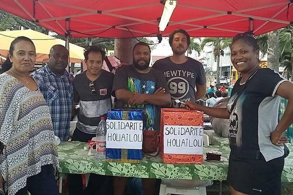 Nouméa : équipe de la SACENC