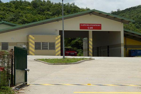Pompiers : centre de premier secours des Trois-Îlets