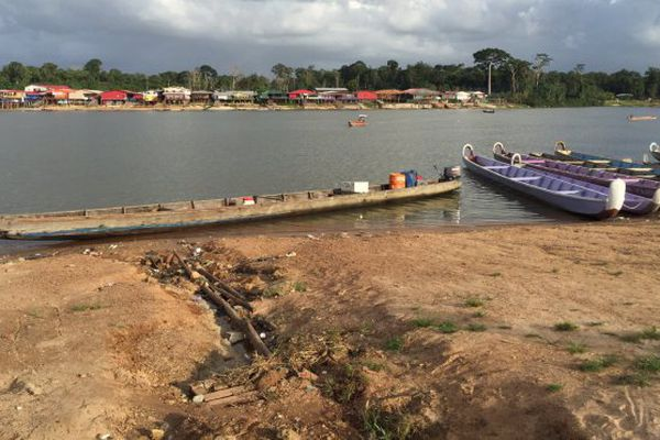 Guyane: un premier suspect écroué pour l'attaque d'un convoi de gendarmes et militaires