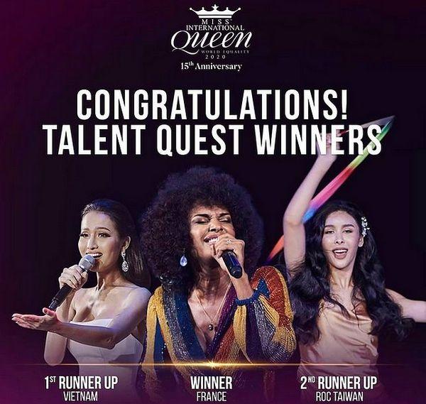 Louïz remporte le concours des talents en Thaïlande 28 février 2020
