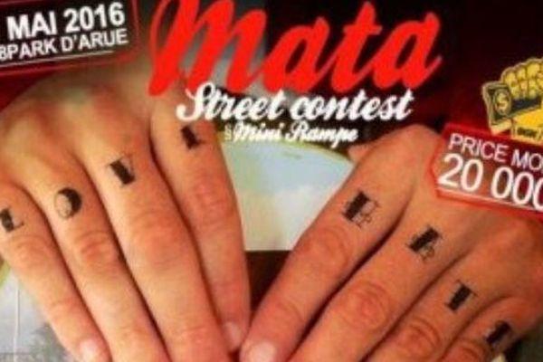 Mata street contest 2016