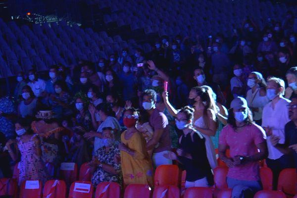 Le public conquis par le concert Tuiroo en hommage à Bobby
