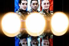 Les trois soldats français morts au Mali le 28 décembre 2020.