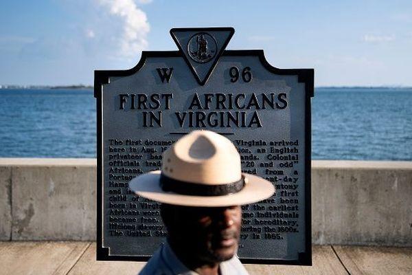 Jamestown cérémonie 400 ans esclavage