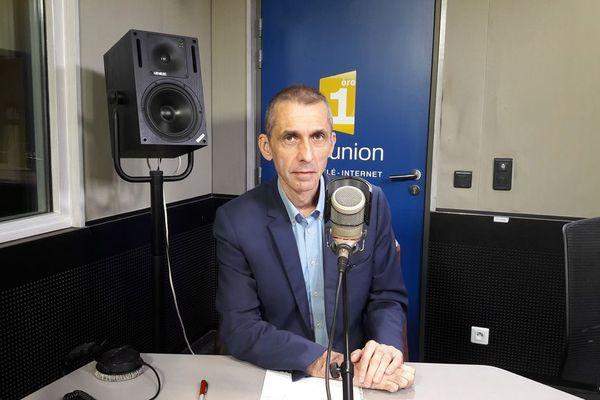 Eric Tuffery, procureur de la république au TGI de Saint-Denis