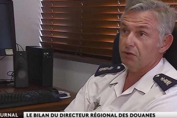 Le directeur régional des douanes de Polynésie présente son bilan