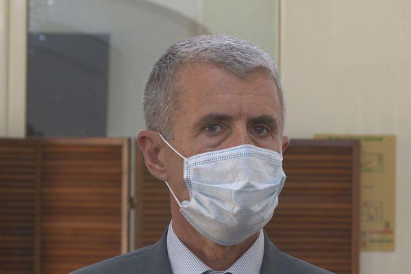 Patrice Latron directeur de crise