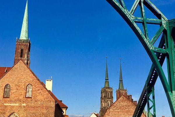 Wroclaw (Breslau) Pologne
