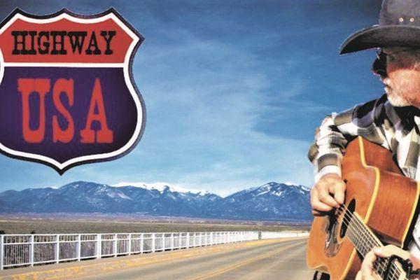 Album de Jean-Luc Leroux, Highway USA
