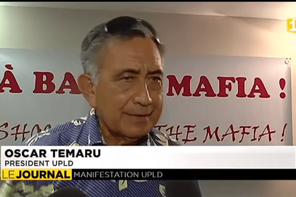 Temaru dénonce « la mafia » et boycotte Lurel