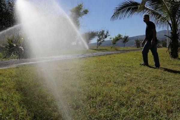 La sécheresse sévit dans le Nord et l'Est de La Réunion