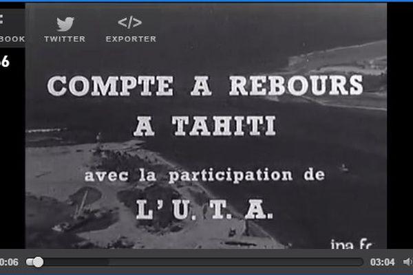 Essais nucléaires 1966
