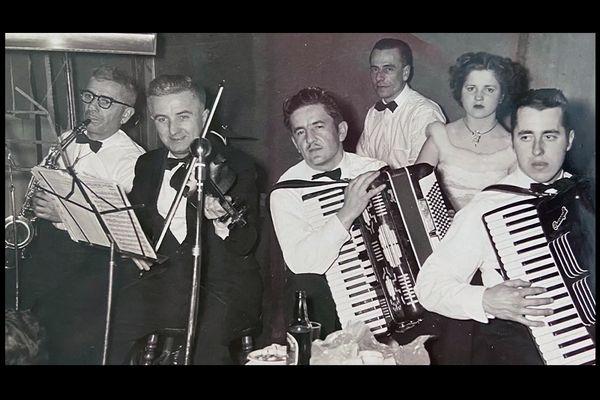 Jean Mahé orchestre - Vos photos, notre histoire SPM