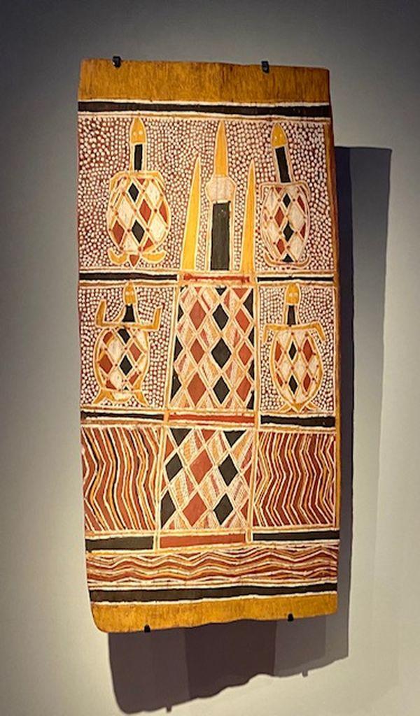 Art aborigène Gularri