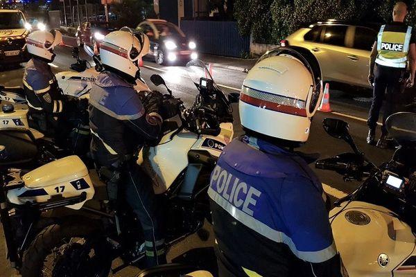 Contrôle police nationale