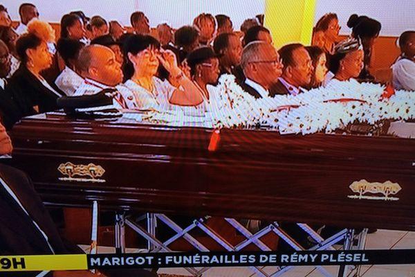 Obsèques de Rémi Plesel