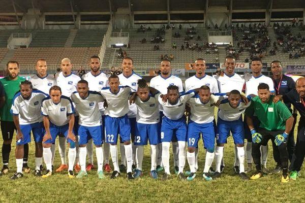Sélection de Football de Martinique