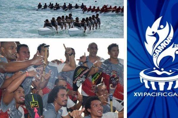 Samoa 2019, victoire historique des rameurs calédoniens