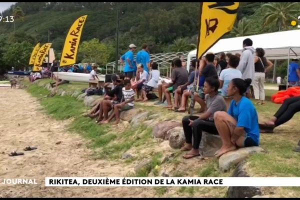 RIKITEA : 2 éme édition de la Kamia race