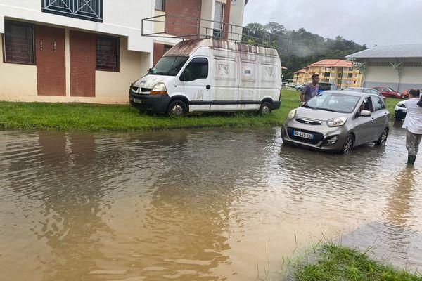 Inondations Mont-Lucas
