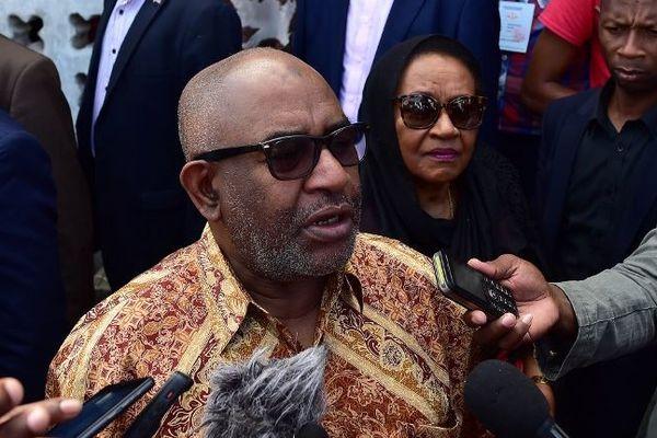 président des Comores Azali Assoumani