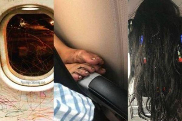 Une hôtesse de l'air publie sur son compte Instagram les pires incivilités dont elle a été témoin