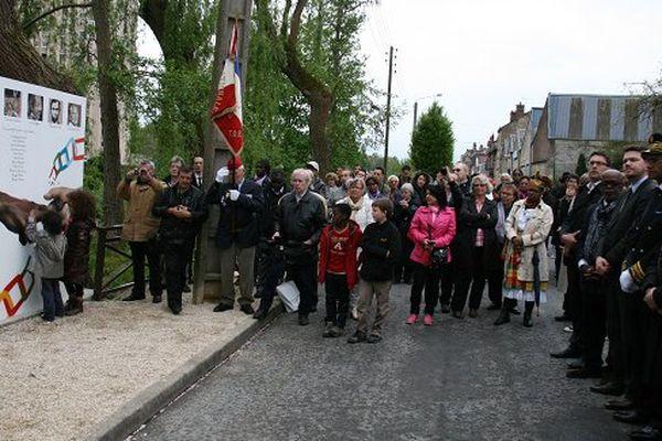 Buste Césaire 2011